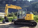 Thumbnail NEW HOLLAND E135BSR HYDRAULIC EXCAVATOR SERVICE REPAIR MANUAL