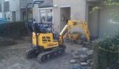 Thumbnail New Holland E10SR Mini Crawler Excavator Service Repair Manual
