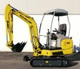 Thumbnail New Holland E16, E18 Mini Crawler Excavator Service Repair Manual