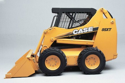 Product picture CASE 85XT/90XT/95XT SKID STEERS SERVICE REPAIR MANUAL