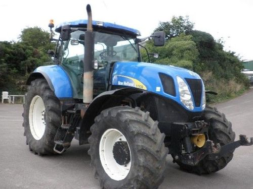 Product picture NEW HOLLAND T7030, T7040, T7050, T7060 TRACTOR SERVICE REPAIR MANUAL