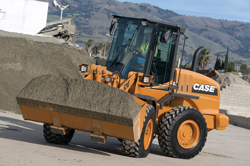 Product picture CASE 521E TIER 3 WHEEL LOADER SERVICE REPAIR MANUAL